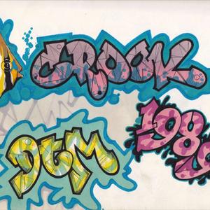 DC FOLLIES (DTM & DJ CROOK) '89 mix