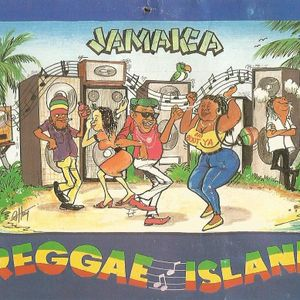 G.T. Taylor IRIE FM Jamaica July 1994