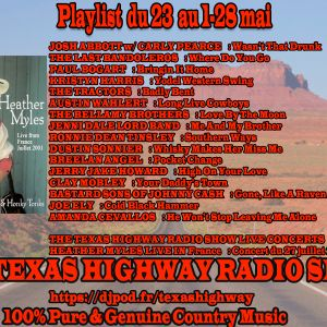 Texas Highway Radio Show 2016 N°22