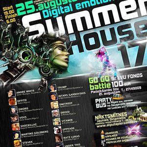 Dj Vitamin - SummerHouse17 LiveMix
