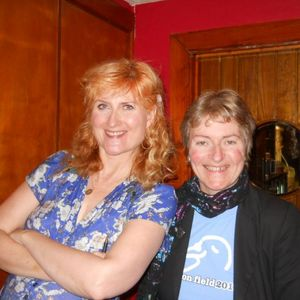 Heartbeat interview with Alan Kelly and Eddi Reader on Talk Time 27 September