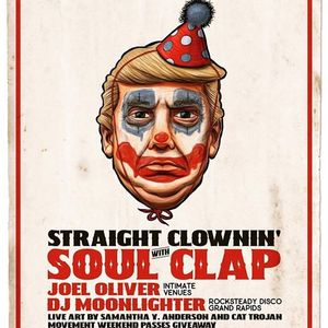 STRAIGHT CLOWNIN' - Moonlighter Opening Set for Soul Clap @ The Blue Dolphin 3/31/17