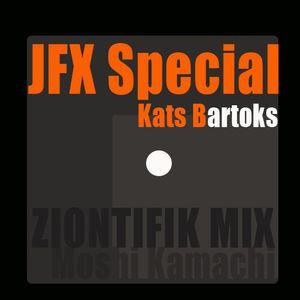 Moshi Kamachi - [JFX Special / Kats Bartok]