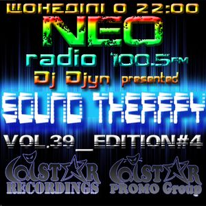 39 Djyn - Рresented - Sound Therapy vol. 39 (For Neo Radio 100.5 fm_Edition#4)
