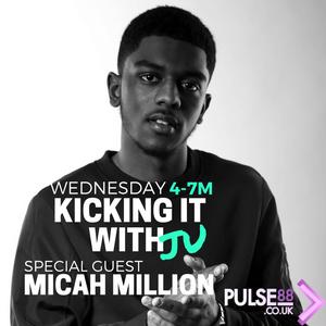 KICKING IT WITH JU X MICAH MILLION INTERVIEW