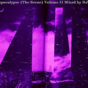 POST APOCALYPSE (THE SCENE) VOLUME II - DJ UMB (JUNE 2012)
