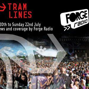 Forge Radio at Tramlines Festival