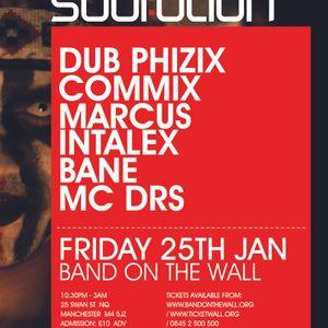 Bane @ Soul:ution @ BOTW, Manc, 25th Jan 2013