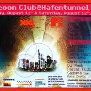 DJ Rush @ Hafentunnel 12.08.2000