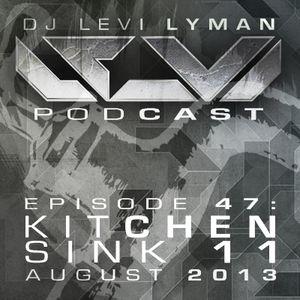 Episode 47: Kitchen Sink 11 (August 2013)