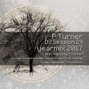 P.Turner DJ Session29 - yearmix 2017