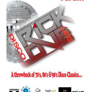Throwback with Dj Rick Love
