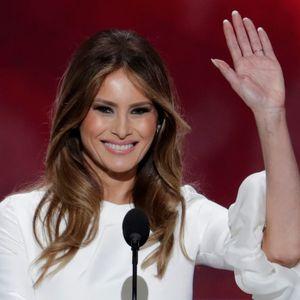 Melania Trump – en het potatis i modevärlden