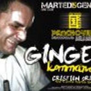 GINGER KOMMANDER @ AREAMITO 01.2010 | i classici della techno|