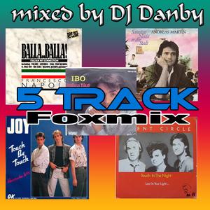 DJ Danby - 5-Mix Vol.1 2010 (Discofox)(DE & EN)
