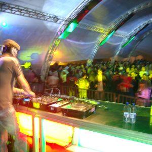 Wehbba @ Tribaltech festival 2010