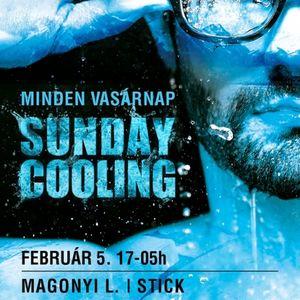 01 MagonyiL, Stick, Canard, Sitonit - Sunday Cooling Live (2012 02 05)