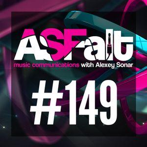 Alexey Sonar - Asphalt Radio Podcast 149