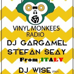 vmr 10-2-16 feat. DJ Gargamel, Stefan Seay, and from Italy DJ Wise