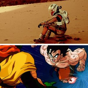 Couch Potato Saga in the Morning 11 - The Martian/DBZ Movies