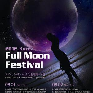 Full Moon Festival Mix 2012 feat. Kala MC