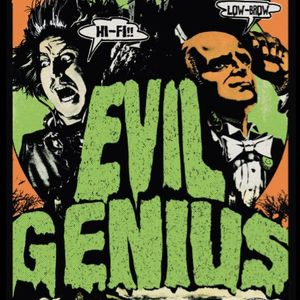 Evil Genius Record Store (Lyttelton) interview 18/01/2011