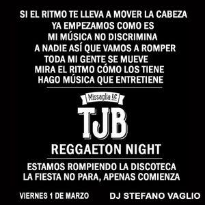 TJB  Reggaeton Night
