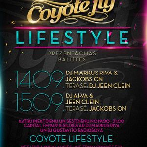 Coyote Lifestyle pt II