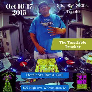 LIVE @ Hot Shotz 10/17/15 FINAL HOUR!!!!