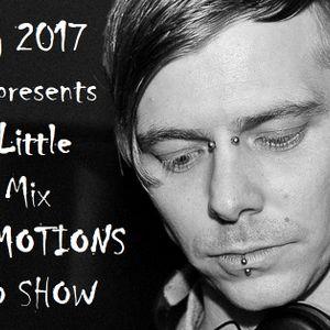 RAVE EMOTIONS RADIO SHOW (13RaVeR) - 10.05.2017. Jason Little Guest Mix @ RAVE EMOTIONS