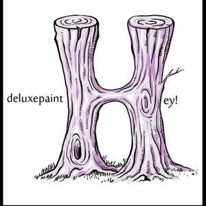 deluxepaint - Hey Set April-2011