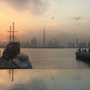 Sunset in Dubai Vol.1