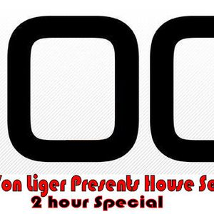 George Von Liger Presents House Sensations Ep. 100 [2h Special]