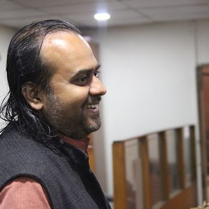 Prashant Tripathi: Unconditional Freedom