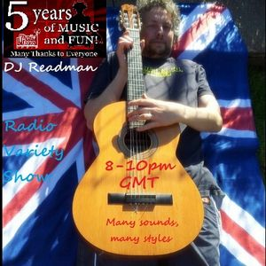 MWR 5th Anniversary Special - DJ Readman