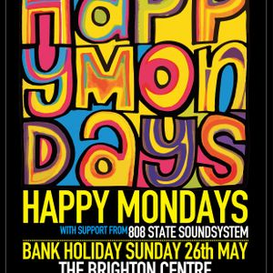 Madchester Minimix from Mad jester as a warm up to the Happy Mondays show in Brighton