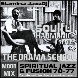 Soulful harmonics theory #2 : spiritual jazz & fusion 70-77 (mood mix)