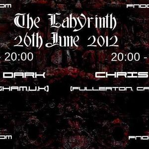 Fnoob The Labyrinth w Steve Tisdale_Guest mix Chris Cee_June 19th 2012