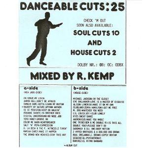 Danceable Cuts 25 b-side