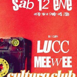 indie rock @ cultura club by meewee