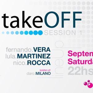 Fernando Vera @ TakeOff 01.09.2012