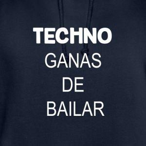 Techno ganas de bailar...