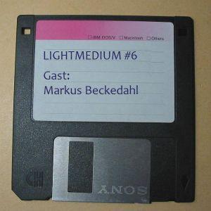 Lightmedium #6 - Markus Beckedahl