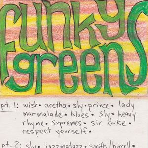 funky greens - side b