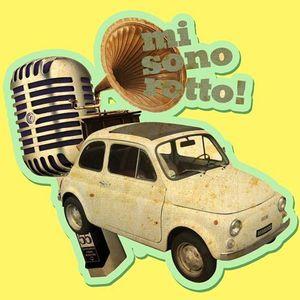 Nuova puntata di MiSonoRotto!! In studio Sara Marturana e Luca Baffo