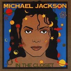 Michael Jackson In The Closet