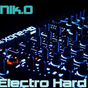 DJ Nik.O - Electro Hard Mix