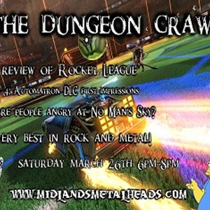 The Dungeon Crawl 26/03/16 On Demand