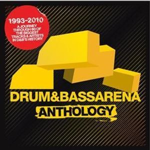 Drum & Bass ANTHOLOGY cd1 (2010_2007)