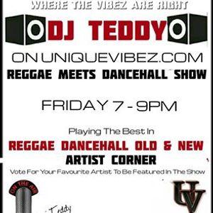 Dj Teddy & Dj Mischief Reggae Dancehall Show 15.07.16